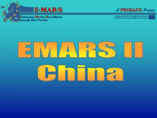 EMARS II China