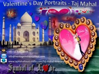 Valentine Day Vacation Idea's near Taj Mahal