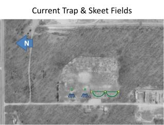 Current Trap & Skeet Fields
