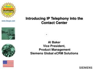 Introducing IP Telephony into the Contact Center