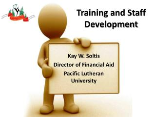 Training and Staff Development