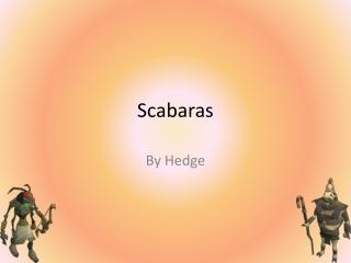 Scabaras
