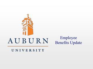 Employee Benefits Update