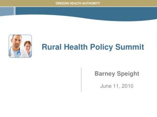 Rural Health Policy Summit