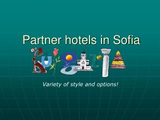Partner hotels in Sofia