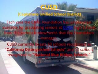 Capistrano Unified School
