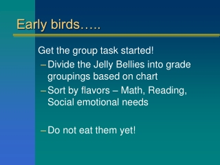 Assessment and Intervention  Strategies for Behaviors: Part 2    Behavioral Intervention