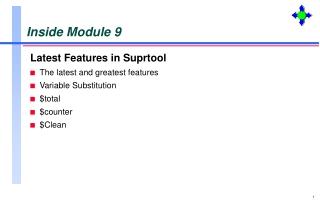 Inside Module 9