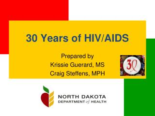 30 Years of HIV/AIDS