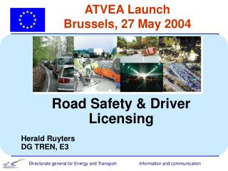 ATVEA Launch Brussels, 27 May 2004