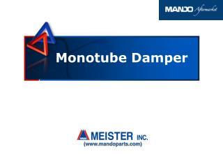 Monotube Damper