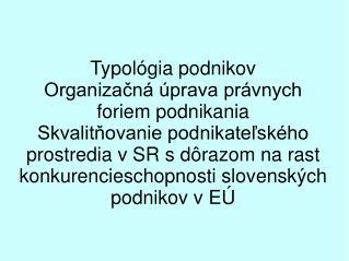 Michal Sýkora mail: michal.sykora.bratislava@gmail.com