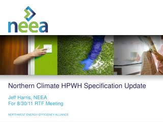 Northern Climate HPWH Specification Update