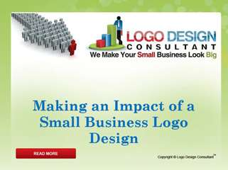 Making an Impact of a Small Business Logo Design