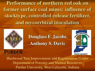 Douglass F. Jacobs Anthony S. Davis