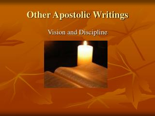 Other Apostolic Writings