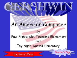 An American Composer