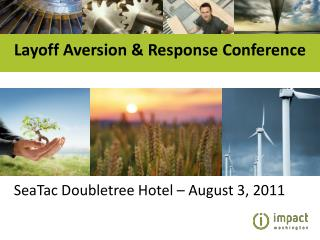 Layoff Aversion & Response Conference