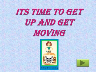 Get Up & Get Moving Quiz
