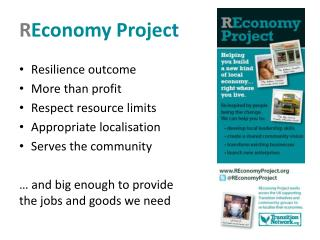 R Economy Project