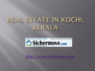 Real Estate in Kochi, Kerala