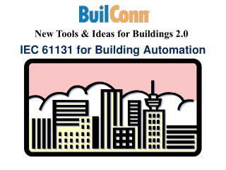 IEC 61131 for Building Automation