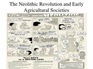 The Neolithic Revolution and Early Agricultural Societies