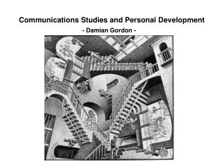 Communications Studies and Personal Development