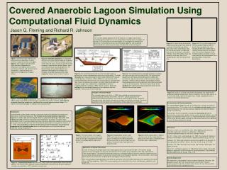 Covered Anaerobic Lagoon Simulation Using Computational Fluid Dynamics
