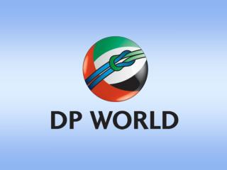 Djibouti Ports – DP World  Presented By Jér ô me Martins Oliveira CHIEF EXECUTIVE OFFICER