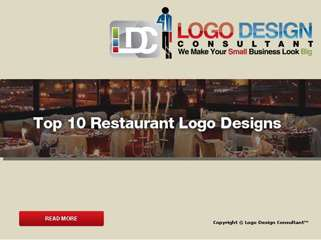 Top 10 Restaurant Logo Designs