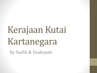 Kerajaan Kutai Kartanegara