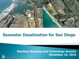 San Diego County  Water Issues  2010 Update