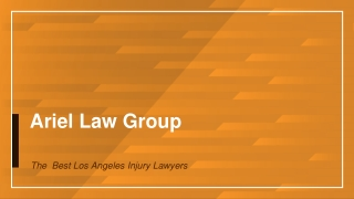 Need for finding best car accident injury lawyer in LA