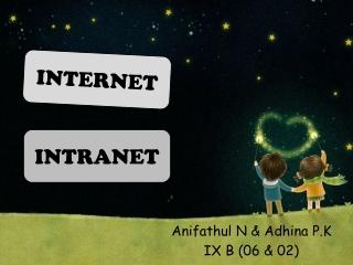 internet dan intranet
