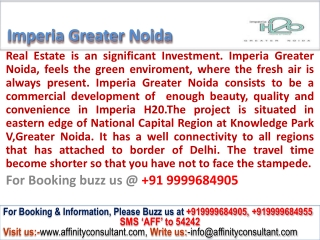 Imperia Greater Noida
