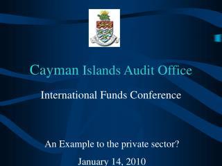 Cayman Islands Audit Office