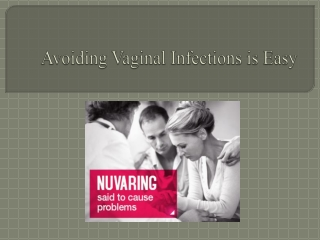 Avoiding Vaginal Infections is Easy