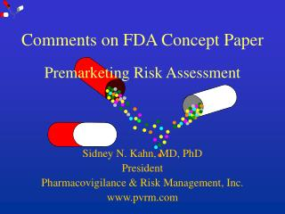 Comments on FDA Concept Paper