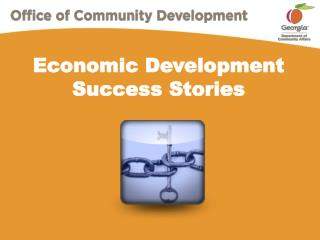 Economic Development   Success Stories