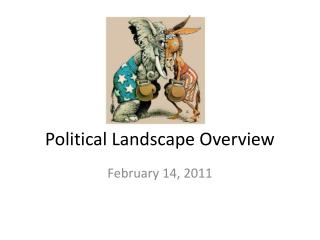 Political Landscape Overview