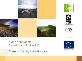 North York Moors  Coast and Hills LEADER