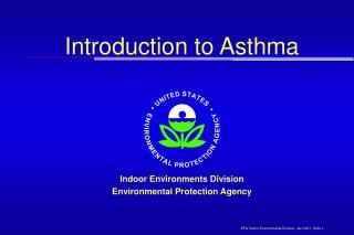 Introduction to Asthma
