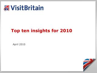 Top ten insights for 2010