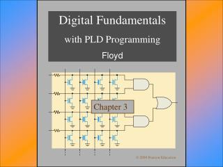 Digital Fundamentals with PLD Programming Floyd