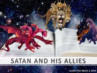The Mark of the Beast  Rev 13:16-18