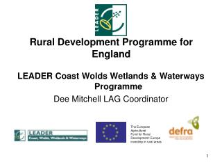 Rural Development Programme for England