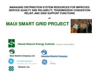 MANAGING DISTRIBUTION SYSTEM RESOURCES FOR IMPROVED SERVICE QUAILTY AND RELIABILTY, TRANSMISSION CONGESTION RELIEF, AND