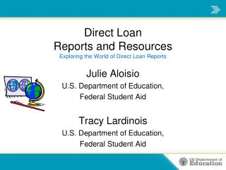 Direct Loan  Reports and Resources Exploring the World of Direct Loan Reports