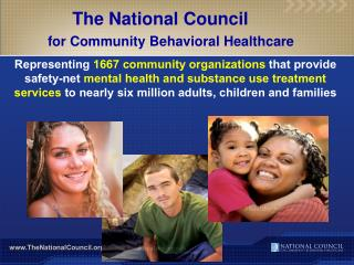 The National Council  for Community Behavioral Healthcare